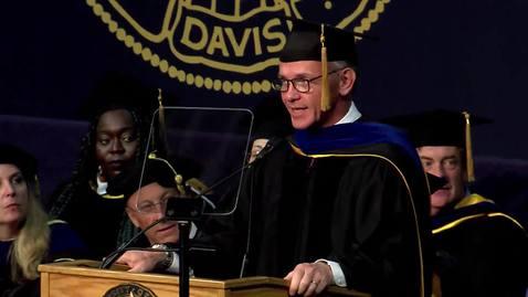 Thumbnail for entry 2019 Grad Studies Keynote - Bennet Omalu June 13 2019