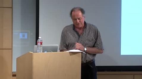 Thumbnail for entry Storer Lecture Series - Gloria Coruzzi 3-18-2013
