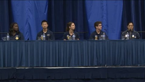 Thumbnail for entry Decision Day 2013 Student Panel