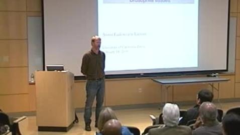 Thumbnail for entry Storer Lecture - Allan Spradling 02-18-2010
