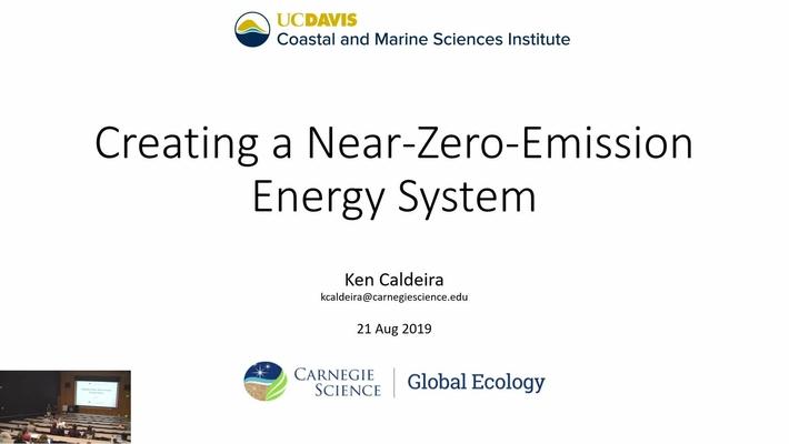 BML - Ken Caldeira: Creating a Near-Zero-Emission Energy System