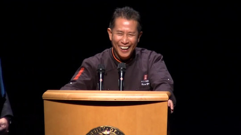 Thumbnail for entry Confucius Institute Grand Opening Ceremony 2013: Martin Yan