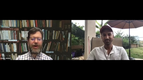 Thumbnail for entry SITT 2020 Interview: Andy Jones and Nicholas Hosein