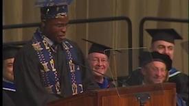 Thumbnail for entry 2012 Engineering Commencent Speaker Chukweuebuka Chukwuemeka Nweke