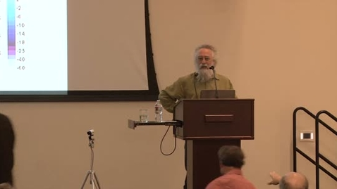 Thumbnail for entry Storer Lecture Series - Ary Hoffman 1-16-2013