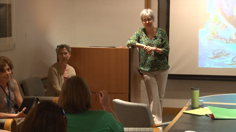 Thumbnail for entry PICN Seminar 2014: Dr. Rebecca Stoltzfus