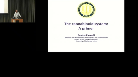 Thumbnail for entry The endocannabinoid system
