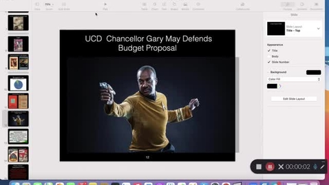 Thumbnail for entry His 147A Sec. 2,  Lecture 2: Proto-SF and 4 Founding Figures