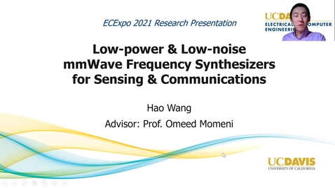 Thumbnail for entry Techniques for Low-Power & Low-Noise Millimeter-Wave Sub-Sampling Phase-Locked Loops