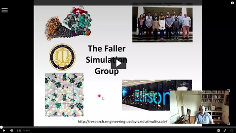 Thumbnail for entry Chemical Engineering Vignette Faller Group Fall 2020