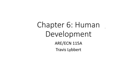 Thumbnail for entry ARE/ECN 115A:  Human Development (1)