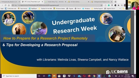 Thumbnail for entry How to Prepare for a Research Project and Tips for Developing a Research Proposal: