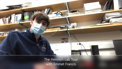 Thumbnail for entry Heinrich Lab Tour