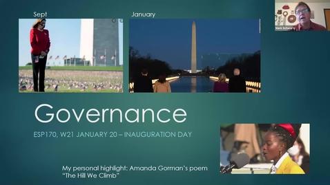 Thumbnail for entry ESP170 . L5. Jan 20. Governance
