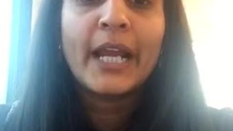 Thumbnail for entry Student talk_Mittal_Jasoliya_IGGalumnus_video