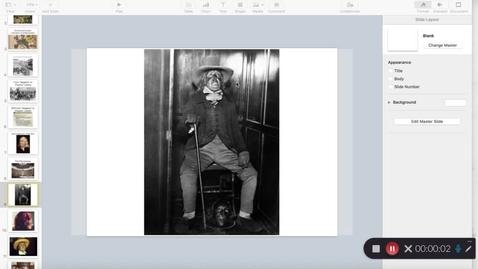Thumbnail for entry Lecture: John Stuart Mill