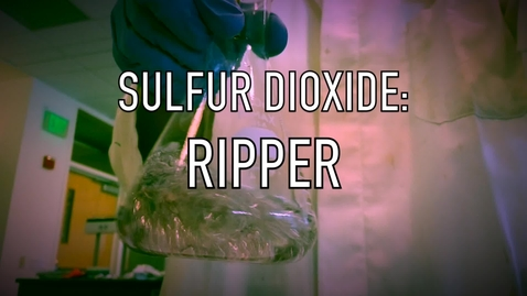 Thumbnail for entry VEN123L Video 4.1 - Sulfur Dioxide: Ripper