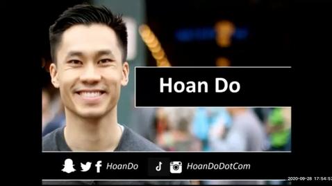 Thumbnail for entry Hoan Do America Ninja Warrior Talk