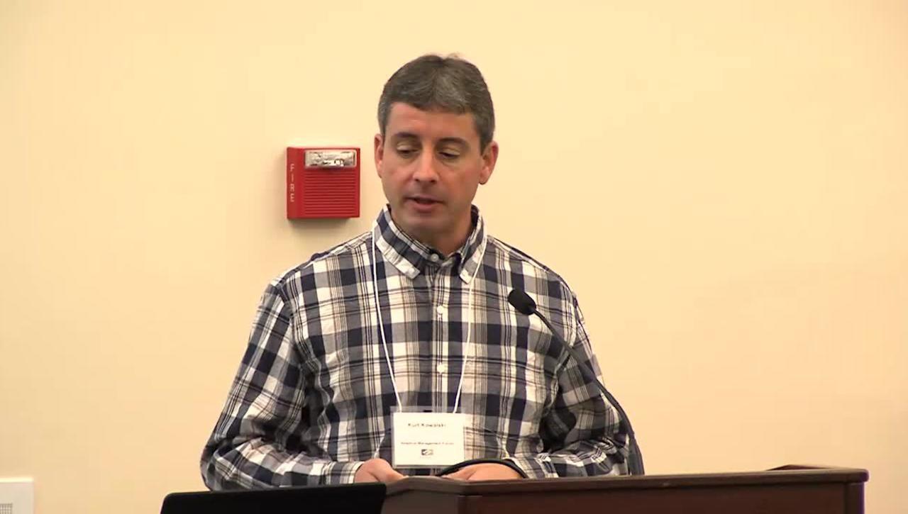 DSC - Kurt Kowalski - 02-05-2019 - Adaptive Management Forum
