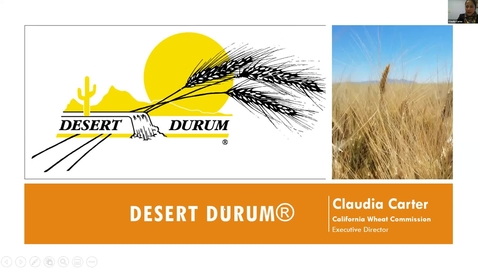 Thumbnail for entry WheatCAP Webinar Session Eight - Evaluating Pasta Quality For Durum