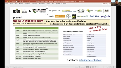 Thumbnail for entry Virtual Visit to BASF