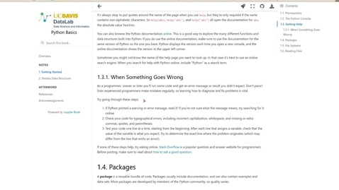 Thumbnail for entry Python Basics: Introduction to Programming for Researchers (4-part series) Part 1 of 4 – 2021-10-05