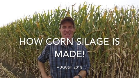 Thumbnail for entry Making_corn_silage_2018