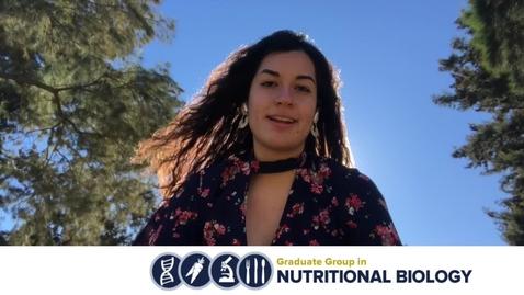 Thumbnail for entry GGNB Student Stories - Cristina Moraga