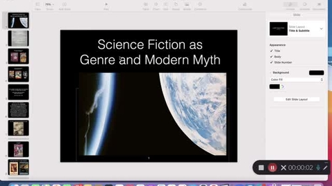 Thumbnail for entry His 147A Section 2: Lecture 1: Different Definitions of SF