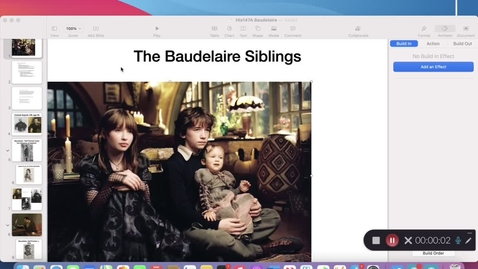 Thumbnail for entry His147A: Baudelaire