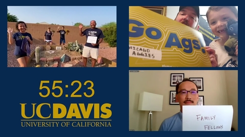 Thumbnail for entry UC Davis Campaign Kick-Off: An Insiders Preview for Volunteer Leaders