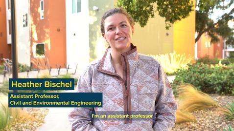 Thumbnail for entry Environmental Monitoring of SARS-CoV-2: Sewer System Sampling Video at UC Davis