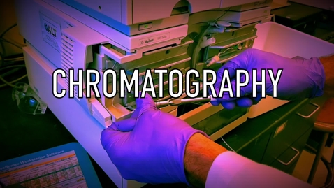 Thumbnail for entry VEN123L Video 7.1 - Chromatography