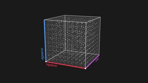 Thumbnail for entry Quantum Field Theory Visualized