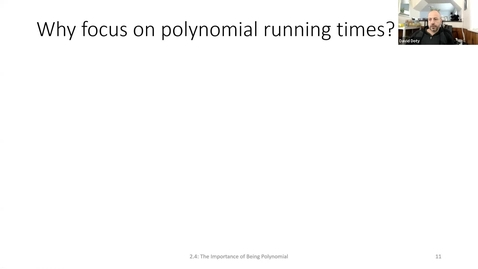 Thumbnail for entry ECS 220 1b:2.4 the importance of being polynomial