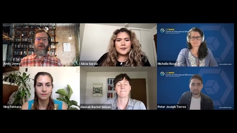 Thumbnail for entry SITT 2021 -- Interview with Five TA Consultants on Teaching Remotely and In Person
