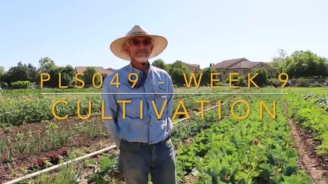 Thumbnail for entry PLS49: Week 7 - Weed Cultivation with Raoul (33 min)