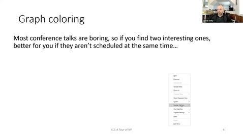 Thumbnail for entry ECS 220 1c:4.2-1 graph coloring