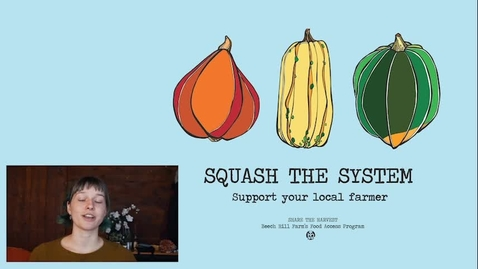 Thumbnail for entry UFWH 2021 - Izabelle Grimm_Share the Harvest_ Community Food Accessibility.mp4