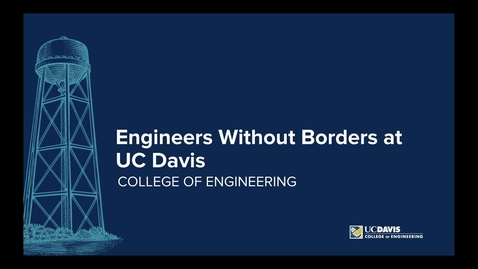 Thumbnail for entry EWB-UCD