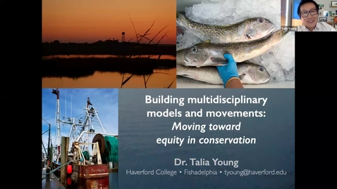 """Thumbnail for entry BML - Dr. Talia Young: """"Building models & movements"""""""