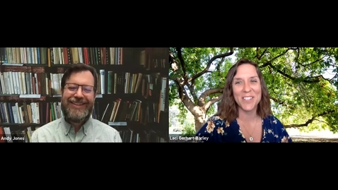 Thumbnail for entry SITT 2020 Interview: Andy Jones and Laci Gerhart-Barley