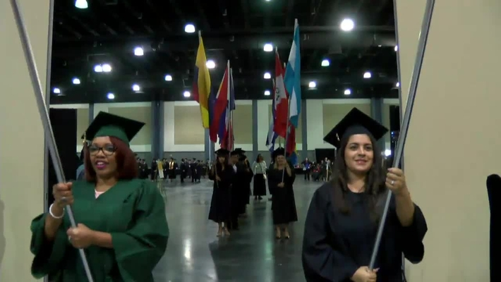 Spring 2016 Commencement Ceremony - AM