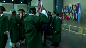 Thumbnail for entry Fall 2016 Commencement Ceremony Morning Session