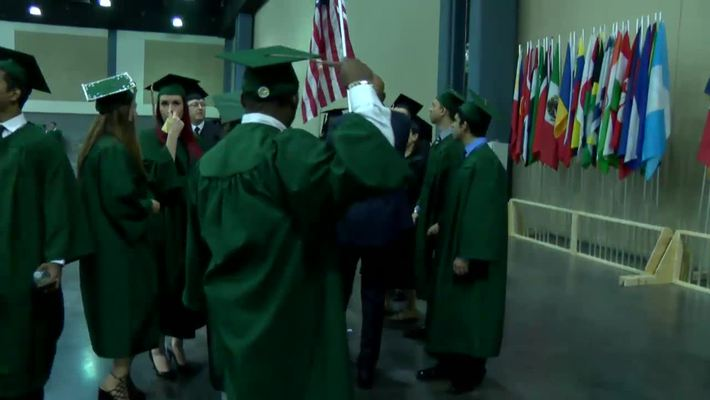 Fall 2016 Commencement Ceremony Morning Session