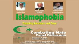 Thumbnail for entry Islamophobia: Promoting Awareness and Peace