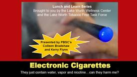 Thumbnail for entry Electronic Cigarettes