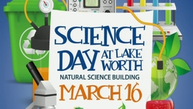 Thumbnail for entry Science Day 2016: Faculty and Special Guest Presentations