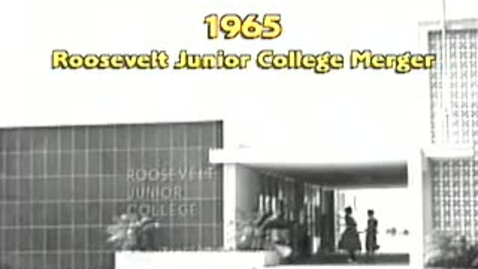 Thumbnail for entry Clip of Palm Beach State College 70th anniversary