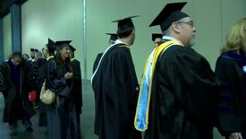 Thumbnail for entry Fall 2016 Commencement Ceremony Afternoon Session